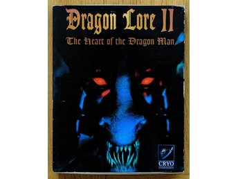 Dragon Lore II PC CD