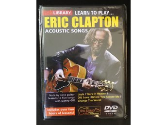 Learn to play Eric Clapton