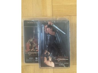 Conan the Barbarian action figure by Neca