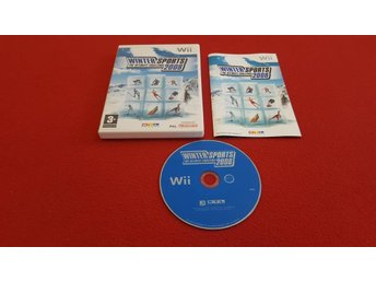 WINTER SPORTS 2008 till Nintendo Wii