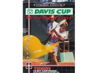 Davis Cup: World Tour - Megadrive