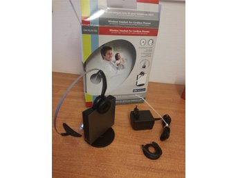 Jabra Wireless Headset GN 9120 DG