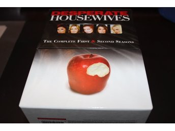 Dvd-boxar: Desperate Housewives - Säsong 1-2