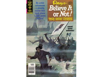 Ripleys Believe It or Not nr 92 (1979) / VF/NM / toppskick