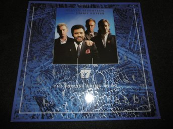"Heaven 17 feat Jimmy Ruffin - The foolish... - Ger 12""- 1986"