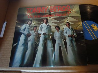 TOMMY BERGHS ! LP ! DO YOU WANNA DANCE !
