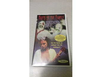 PARTS OF THE FAMILY. TROMA KÖP VHS