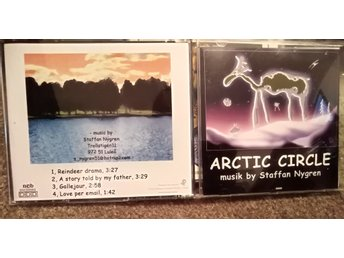 Staffan Nygren - Arctic Circle, CD.