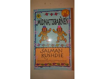 MIDNATTSBARNEN - SALMAN RUSHDIE Pocket