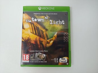 Xbox one spel - The Town of Light