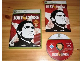 Xbox 360: Just Cause