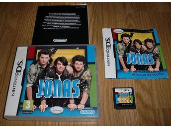 DS: Disney Jonas