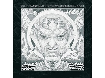 Dark Tranquillity -Of chaos and eternal night LP Swedish dea