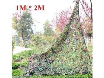 2m x 1m kamouflagenät netting Camping militära jakt - Beijing - 2m x 1m kamouflagenät netting Camping militära jakt - Beijing