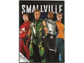 Smallville Magazine # 20 Cover B NM Ny Import REA!