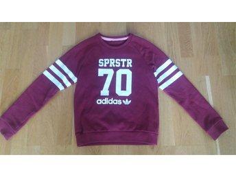 Adidas tröja, nästan oanvänd!! stl 140 - Hässelby - Adidas tröja, nästan oanvänd!! stl 140 - Hässelby