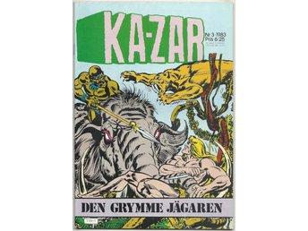 Ka-Zar 1983 Nr 3 VF - Vikingstad - Ka-Zar 1983 Nr 3 VF - Vikingstad