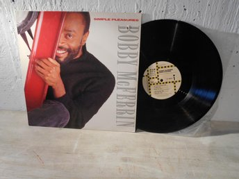 Bobby McFerrin - Simple Pleasures US Orig-88 !!!!!