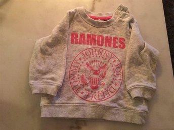 Sweatshirt tröja med ramones tryck - Alafors - Sweatshirt tröja med ramones tryck - Alafors