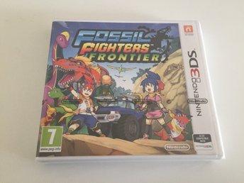 Fossil Fighters Frontier till Nintendo 3DS Nytt! - Linköping - Fossil Fighters Frontier till Nintendo 3DS Nytt! - Linköping