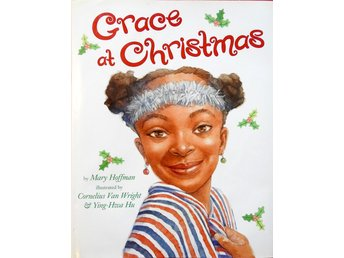 Grace at Christmas by Mary Hofman (English) Engelska Barnbok JULBOK JUL