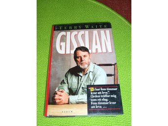Terry Waite - Gisslan