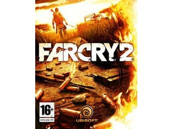 Far Cry 2 XBOX 360 CLASSICS 2010 Action