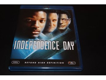 Blu-ray: Independence day
