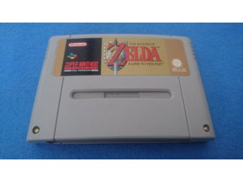 SNES The Legend Of Zelda A Link To The Past SCN