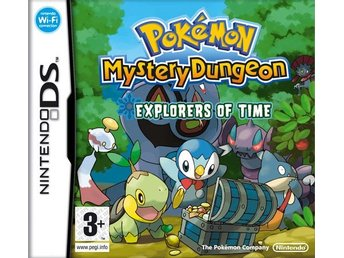 Pokemon Mystery Dungeon: Explorers of Time - Nintendo DS