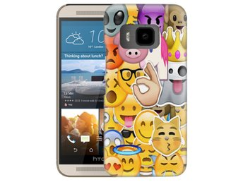 HTC One M9 Skal Smiley
