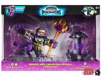 Skylanders Imaginators Sensei and Creation Crystal Combo Pack (Magic)