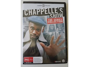 Chappelle show the series collection 6 DVD