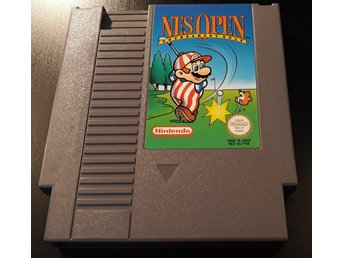 Nes Open Tournament Golf - Nes / Nintendo