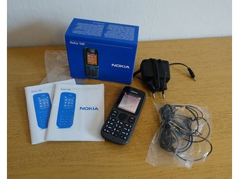 ** NOKIA 100 PHANTOM BLACK **