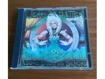 Jennifer Batten: Above below and beyond