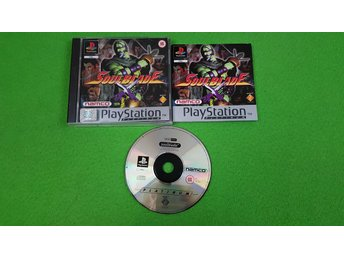 Soulblade Playstation 1 PSone ps1