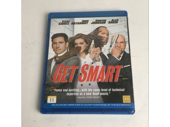 Blu-ray Filmer, 2 st, Corpse Bride, Get smart
