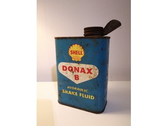 Shell Donax B brake fluid burk