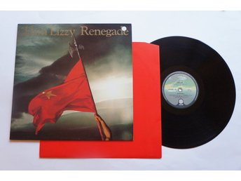 ** Thin Lizzy ‎– Renegade **
