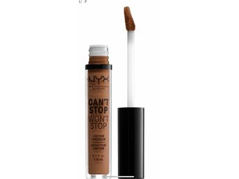 NYX PROFESSIONAL MAKEUP CAN'T STOP WON'T STOP CONCEALER CAPPUCCINO