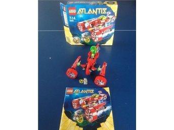 Lego Atlantis 8060 Ubåt - Märsta - Lego Atlantis 8060 Ubåt - Märsta