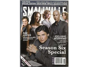 Smallville Magazine # 20 Cover A NM Ny Import REA!