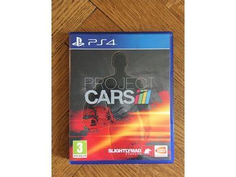 Project Cars PS4 spel - Stockholm - Project Cars PS4 spel - Stockholm