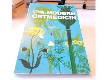 Modern örtmedicin, av Med. dr. R.F Weiss - Märsta - Modern örtmedicin, av Med. dr. R.F Weiss - Märsta