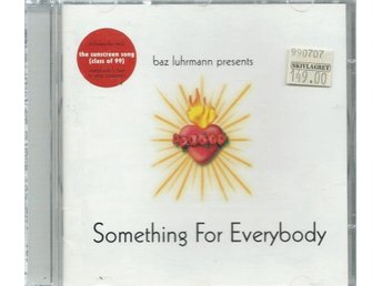 BAZ LUHRMANN - SOMETHING FOR EVERYBODY