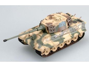 Easy Model  German King Tiger tank - 1/72 scale
