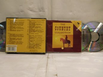 THE COUNTRY COLLECTION - V/A - 4-CD