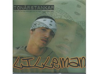 LILLEMAN - TONÅRSTANKAR   (CD MAXI/SINGLE )