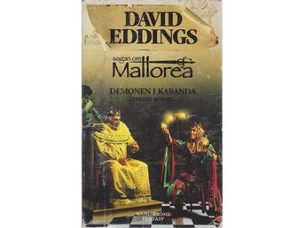 David Eddings: Demonen i Karanda - Mallorea 3